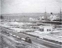 Kilang minyak Balikpapan sesudah perang dunia ll tahun 1950