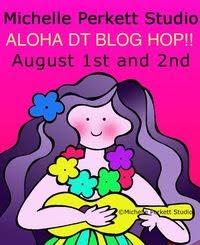 Aloha DT Blog Hop!