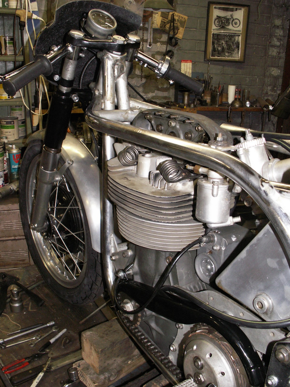 My Classic Motorcycle The 1961 Norton Manx