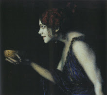 a painting from Franz von Stuck