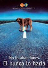 El perro es el mejor y mas fiel amigo del hombre