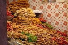 Dulces en marruecos