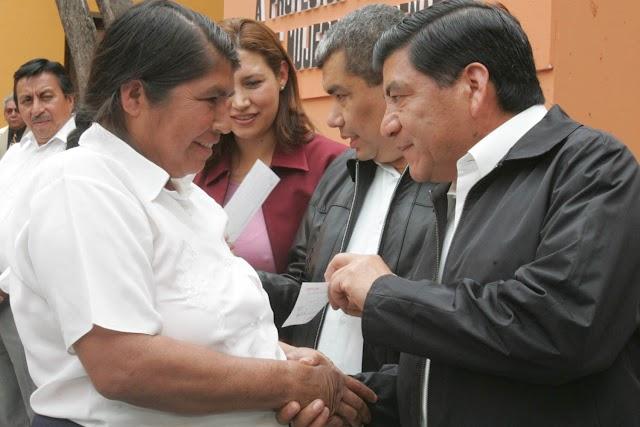 Entrega López Zavala balance positivo en SEDESO