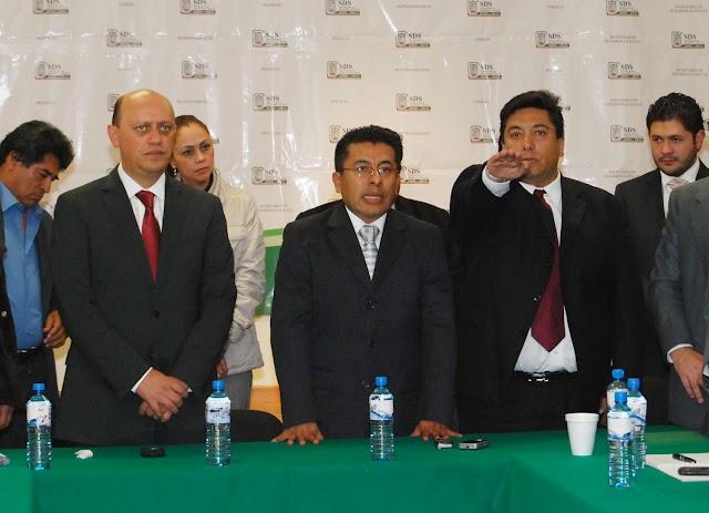 Nuevo Coordinador de Oficinas Regionales de la SEDESO