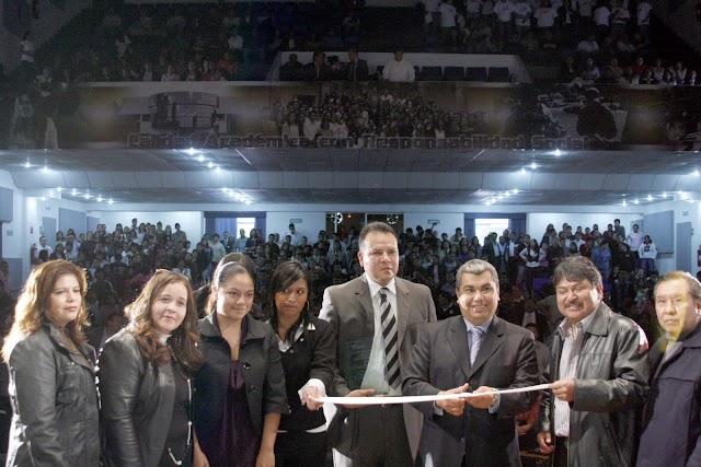 Gobierno y Jóvenes unidos por el progreso de Puebla