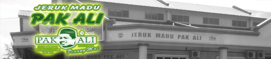 Jeruk Madu Pak Ali
