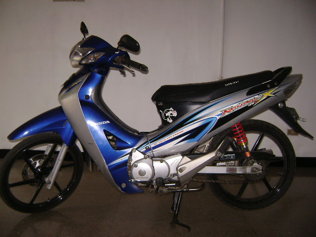 Photo Honda Kharisma Modifikasi