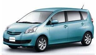 Toyota Daihatsu Mini MPV