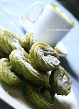 Matcha Churros