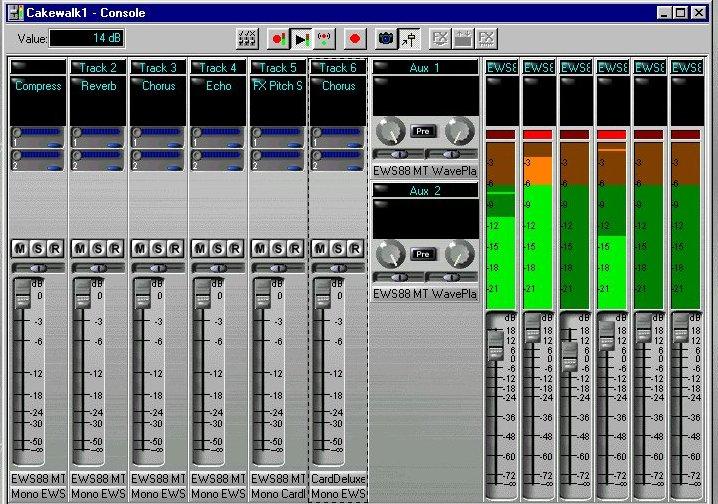 PCRECORDING.COM _ Cakewalk Pro Audio v. 9 Review