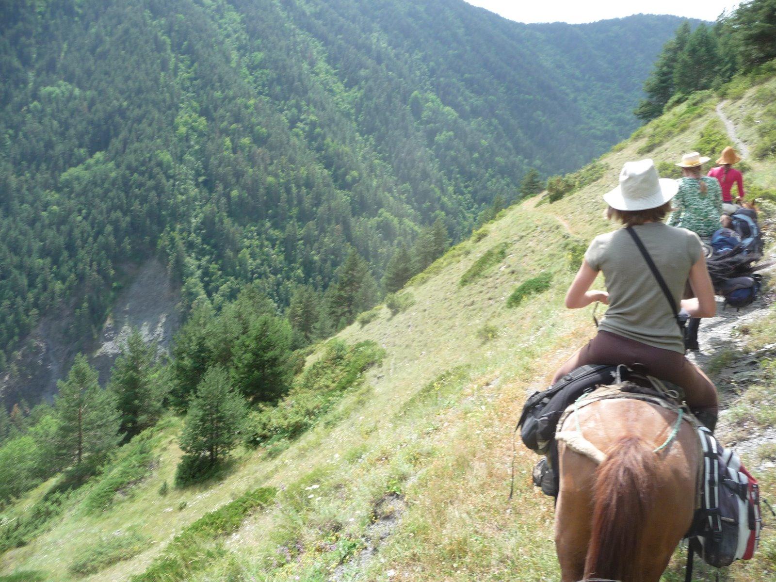 Discovering Tusheti