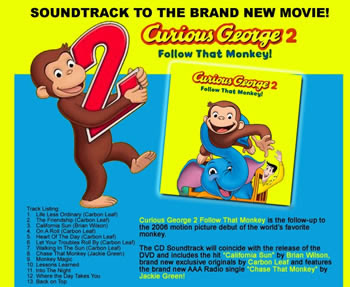 curious george two follow that monkey full movie