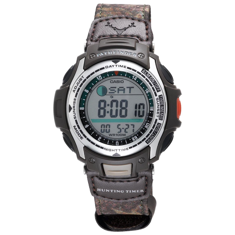 Watch review for Casio fishing watch