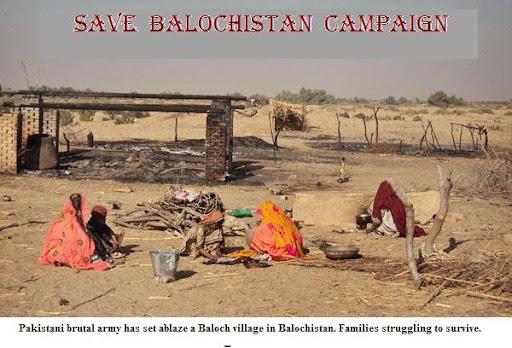 Save  Balochistan  Campaign
