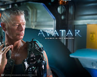 Stephen Lang in Avatar Movie Wallpaper