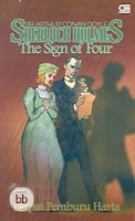 Sherlock Holmes: The Saign of Four - Empat Pemburu Harta | Ebook
