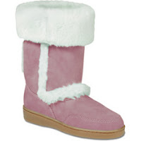 Minnetonka Genuine Sheepskin Cuff Boot