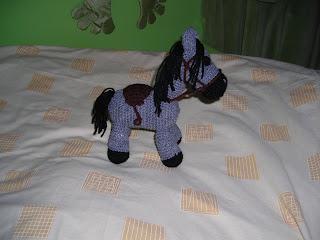 Amigurumis Caballitos A Crochet : Amigurumis y crochet caballo amigurumi
