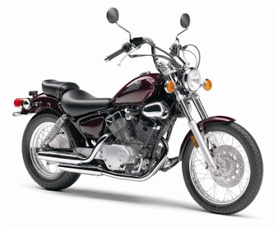 semuamuat  The Amazing Of Yamaha Virago 250