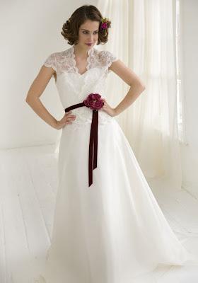 Classic wedding dresses option