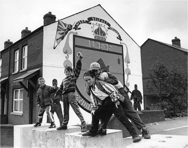 Belfast kids - Shankill