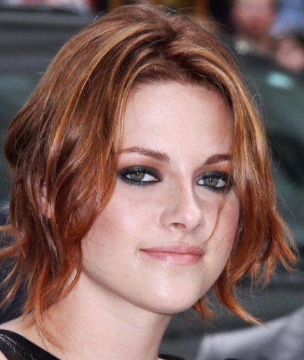 Kristen Stewart Hair 2011