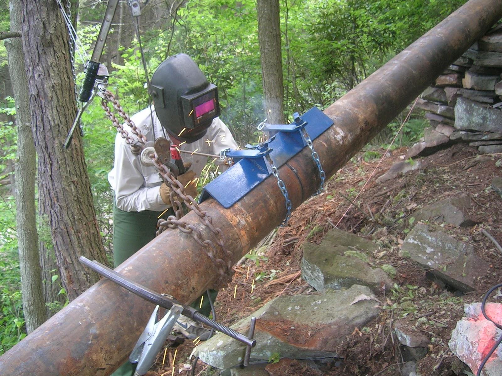Ask the renewable energy guru choosing penstock pipe