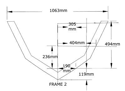 cara membuat perahu / sampan fiber