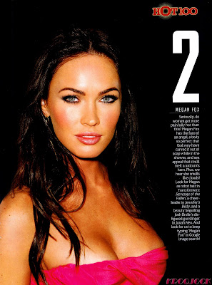 Top 100 Maxim Magazine Celebrity