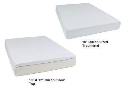 Queen Size Memory Foam Mattress review