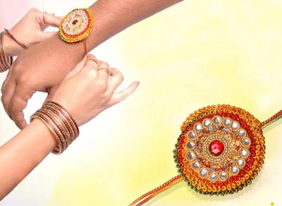 Raksha Bandhan Festival Wishes & Rakhi Photos