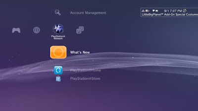 Ps3 Dynamic Themes & Photos