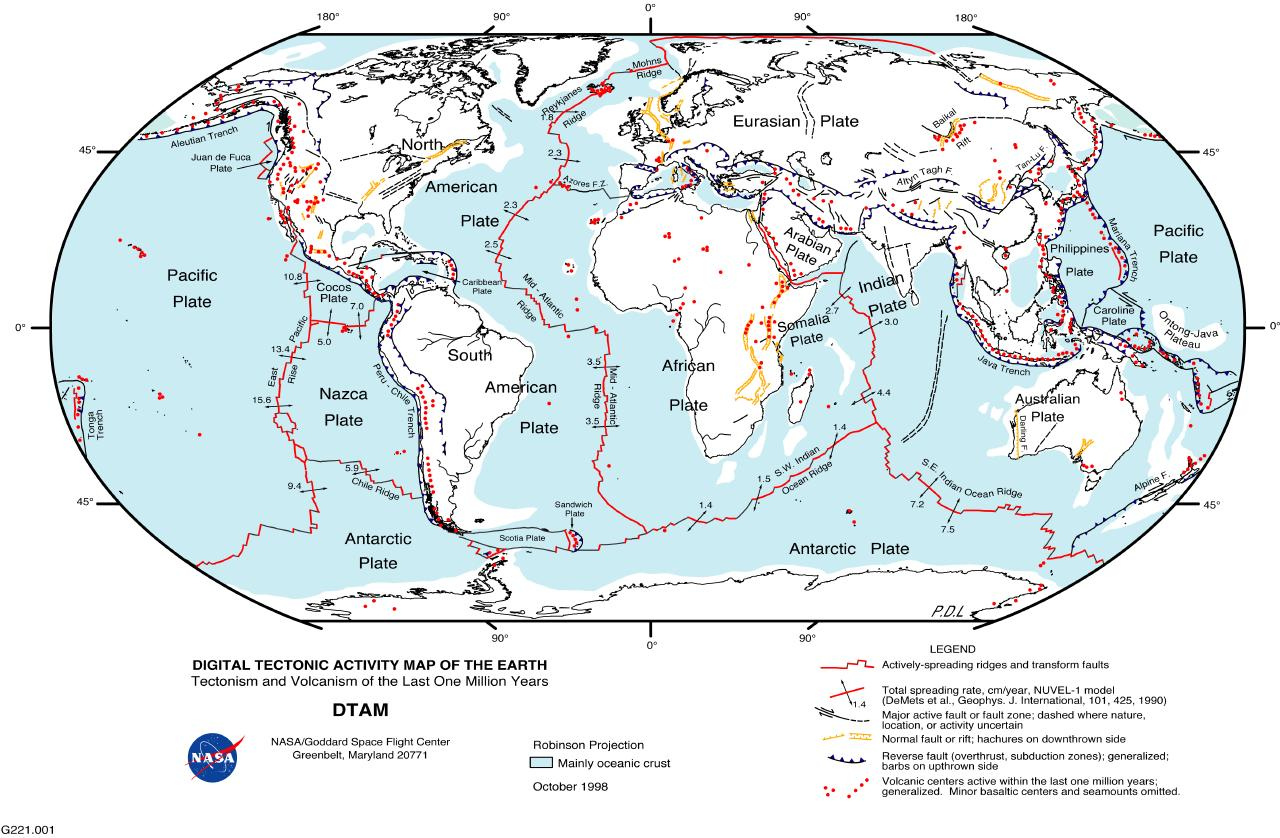 plate tectonics The theory of plate tectonics has done for geology what charles darwin's theory of evolution did for biology it provides geology with a.