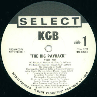 K.G.B. - The Big Payback