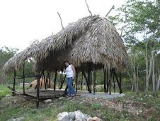 Ecoaldea maya Kaxan Xuul