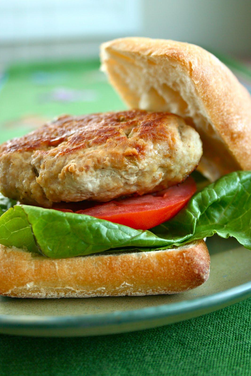 ... 101: Cookbook Review - Favorite Turkey Burger with Basil Aioli