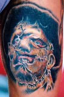 Tattoos People Very Cruel