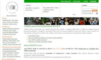 ŠANCE - Veletrh pracovních příležitostí