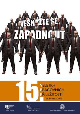 ABSOLVENT 2010 - Veletrh pracovních příležitostí, Plzeň