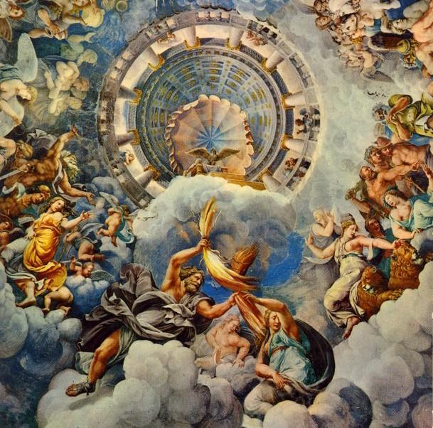 Historia universal para principiantes los dioses griegos for En la mitologia griega la reina de las amazonas