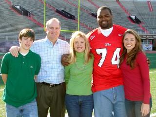 Michael Oher Blind Side Family