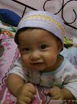 My cute baby Tuan Danial Hakim
