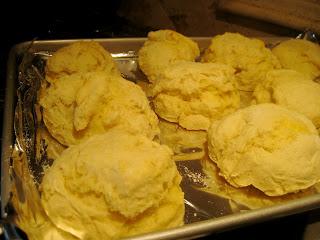 Good Eats: JP's Big Daddy Biscuits