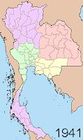 Regions as of 1941