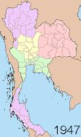 Regions as of 1947