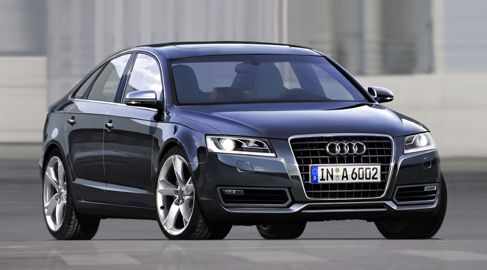 2010 audi a6 specifications technical features tech world