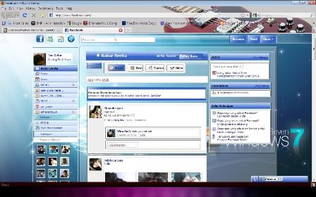 Disini saya menggunakan browser mozilla firefox. untuk itu anda harus