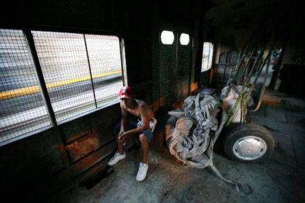 Cartoneros necesitan tren y educación, realizan tarea beneficiosa para el ambiente