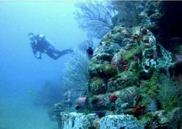 Wallpaper Gambar Pemandangan Bawah Laut Foto Indonesia | Kamistad ...