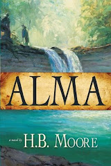My next book: Alma
